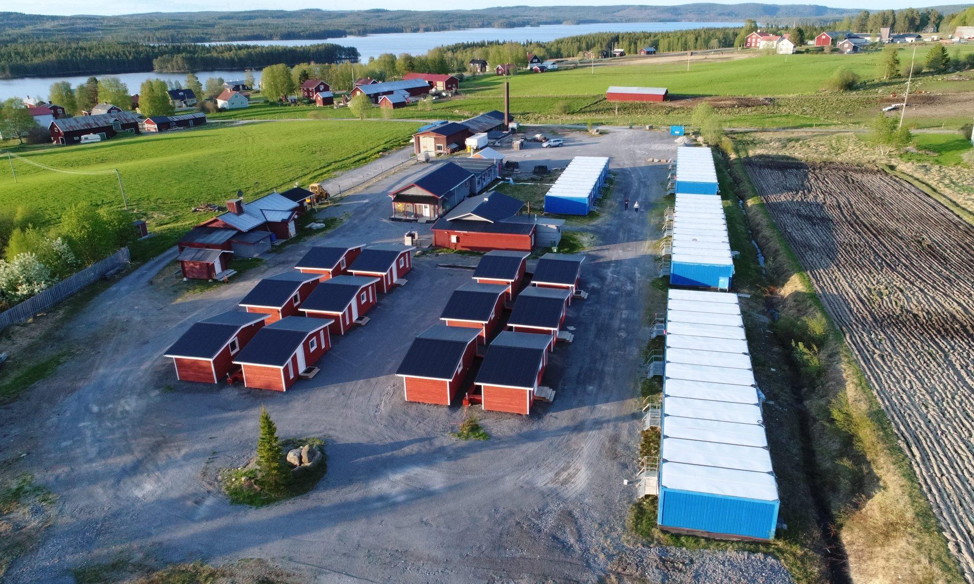 Görvik Camp